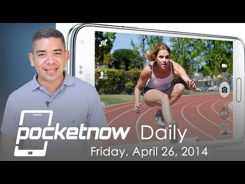 iPhone 6 leaks, Google Now changes, Galaxy S5 camera fix & more - Pockentow Daily