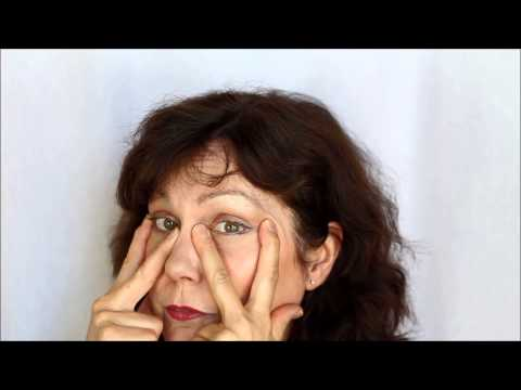 RENEW ME® TV - FACEROBICS™ - How to Remove Bags From Under Your Eyes!!!!!