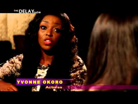 Yvonne Okoro - DELAY interviews