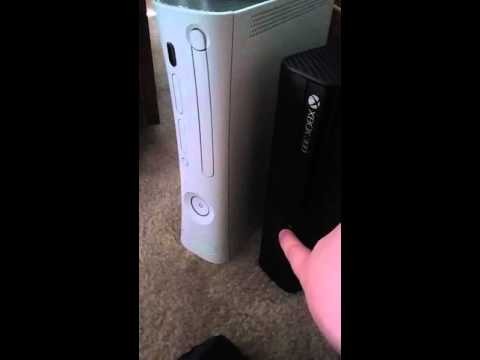 This is a review of my new xbox 360 slim E comparison to the old xbox 360 orginal