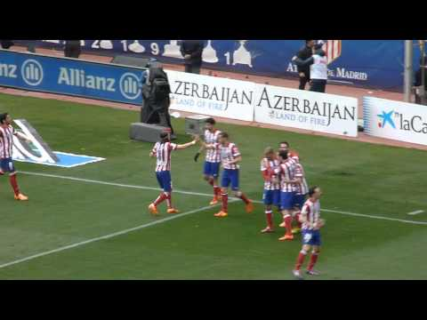 2013 2014 Atlético de Madrid   Real Madrid   1 1 Gol de Koke