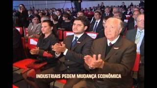 Empres�rios mineiros s�o homenageados pela Fiemg no Dia da Ind�stria