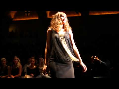 Cincinnati Open Design Event finale fashion show presented by Henri's Cloud Nine