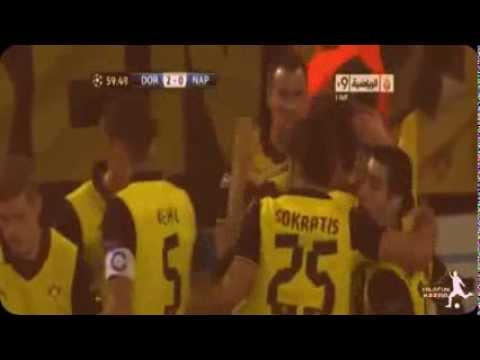 Zenit St. Petersburg - Borussia Dortmund Highlights All Goals 25.02.2014 Champions League