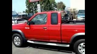 2002 Nissan Frontier King Cab XE Short Bed - for sale in Grants Pass, OR 97526 videos