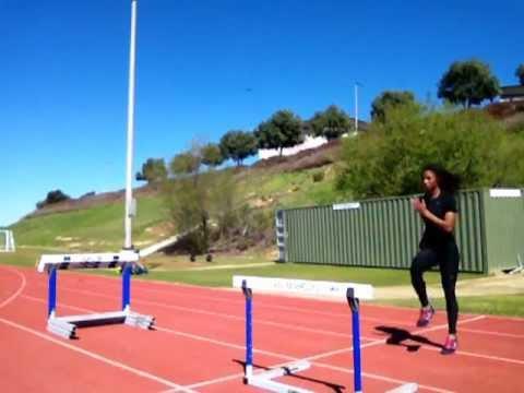 How To Hurdle: Hurdle Arms