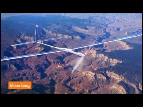 Google's Grand Plan for Titan Aerospace