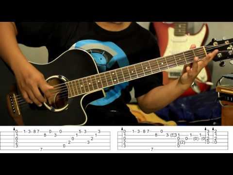 Belajar Petikan Gitar Sepatu - Tulus (Riadyawan) Bagian 1 ...