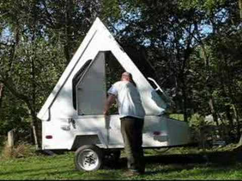 Aliner 400 camper columbia northwest 2006 youtube