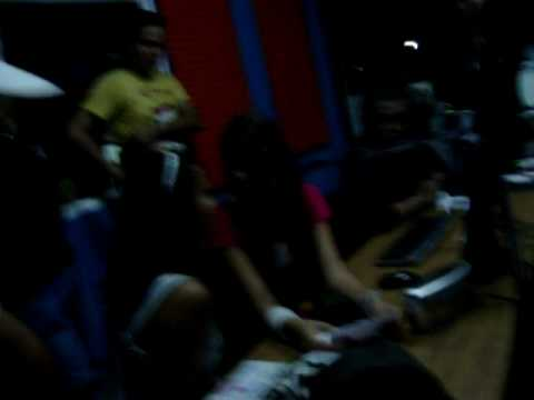 Viky Debutando como locutora! en el programa Monagas caliente