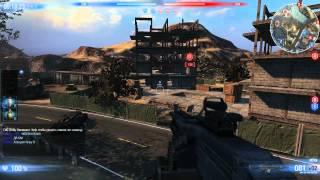Активный обзор игры - FireStorm / Видео