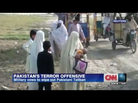 Pakistan Settler Punjabi Army Offensive Aims to 'Finish Off' Local Pashtuns Not Militants!!