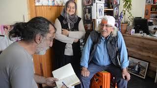 MENGEN TV - Ünlü Senarist Talat ÖZPOLAT ve Selahattin TAŞDÖĞEN Mengen'de