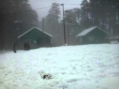 Kashmir SNOWFALL  2013