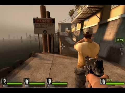 L4D2 - Armas Secretas de Counter Strike - YouTube