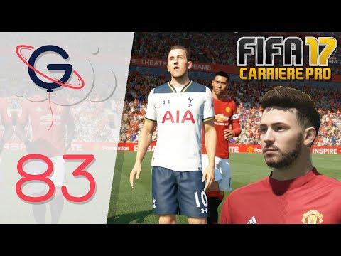 FIFA 17 : CARRIÈRE PRO FR #83 - Mes débuts avec Manchester United !