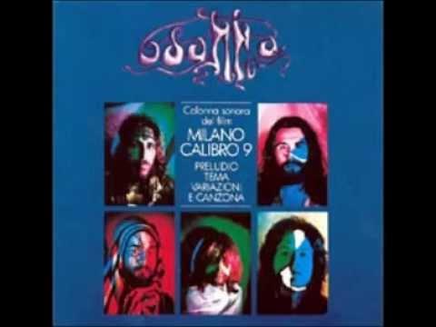 Osanna Milano Calibro 9 (FULL ALBUM)