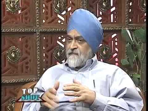 Interview with Dr Montek Singh Ahluwalia - Part 1 - Lok Sabha TV Programme