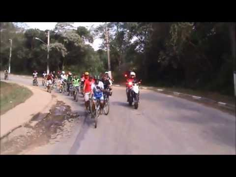 Passeio ciclístico inter APAS  2013