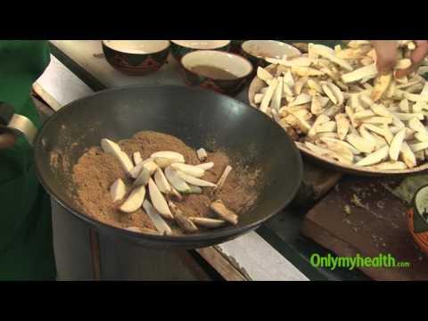 Spicy Arbi Ayurvedic Recipe - Onlymyhealth.com