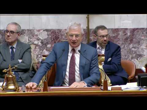 M. David Douillet - Candidature JO 2024