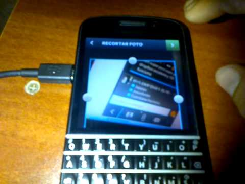 Instagram v4.0.2 ejecutandolo en mi Blackberry Q10 - YouTube