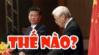 Tổng Trọng sợ đứng tim khi Trung Quốc công bố bằng chứng bán nước