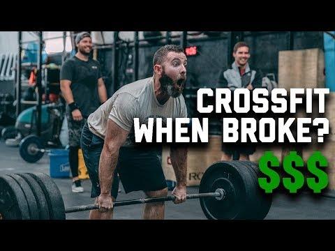 CrossFit When Broke? | Ask TTT