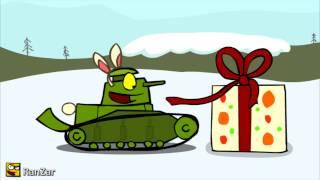Tanktoon #53 - Nový rok