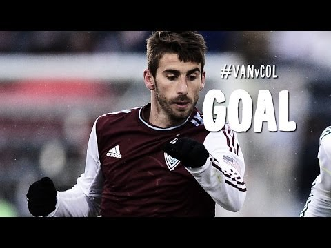 GOAL: Jose Mari bombs a slicer home | Vancouver Whitecaps FC vs. Colorado Rapids