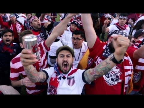 Meet the U.S. Soccer fanatics