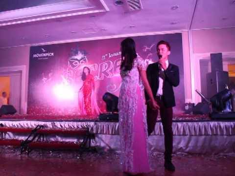FO show in Stafff party 2013 @ Moevenpick Hotel Saigon