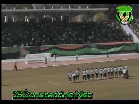 Match CSConstantine - WATlemcen
