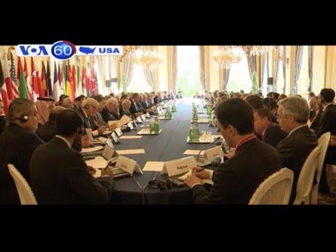 Ngoại trưởng Kerry đến Paris để thảo luận về liên minh chống IS