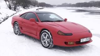 Dodge Stealth Тест драйв Иван Зенкевич