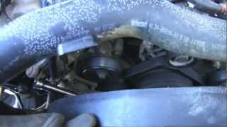 F150 Engine Whine And Idler Replacement