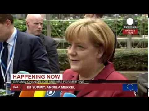 EU summit special edition in Brussels: Merkel, Eurozone, Immigration