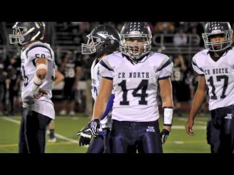 2013 Council Rock North Football Senior Tribute