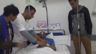 الفنان جواد السايح من داخل المستشفى يحتاج للمساعدة بعد تخلي نقابة الفنانين عنه   |   تسجيلات صوتية