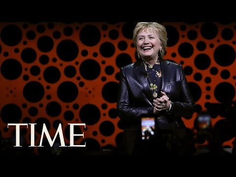 Hillary Clinton Says She's Back At San Francisco Conference | TIME