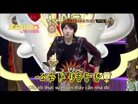 [JPVN][Vietsub][111115] Strong Heart -ep 104-TaeNyYoonYul cut 2