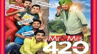 Mr & Mrs 420 Latest Punjabi Film 2014 New Punjabi Movie HD