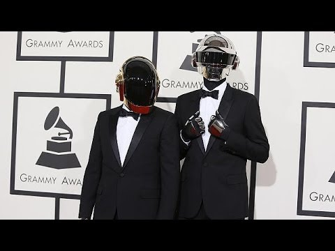 Daft Punk e dupla Macklemore & Ryan Lewis brilham nos Grammy Awards