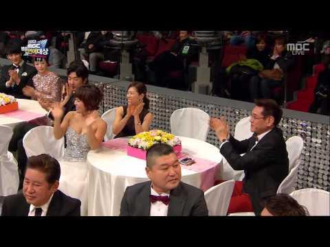 Lễ trao giải MBC 2013 (So Yi Hyun - 소이현 cut part1)