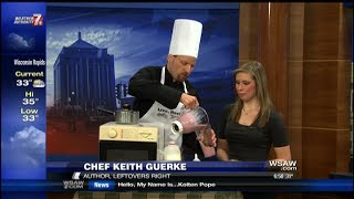 Fake Chef Pranks Morning TV Shows
