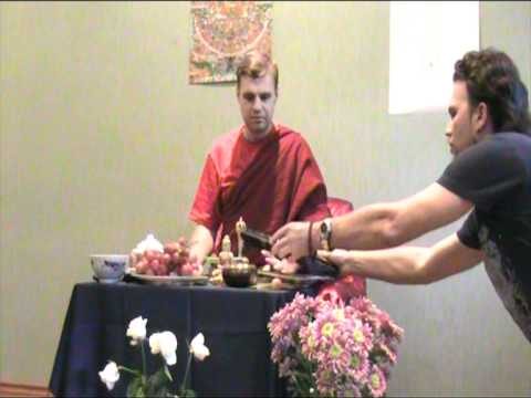 Основы тибетской йоги и медитации. (ч. 2)