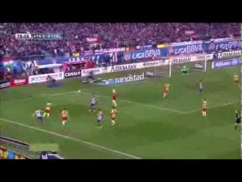 BIG MATCH Atletico Madrid vs Barcelona 0 - 0 | Full Highlights 11-01-2014