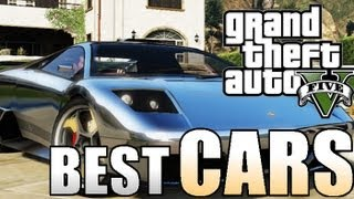 ALL BEST CARS ON GTA 5 Bugatti, Z Type, Cheetah