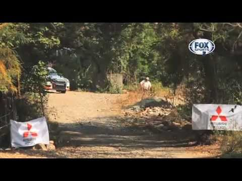 TV Show about Rally Mexico - Escuderia Pedini