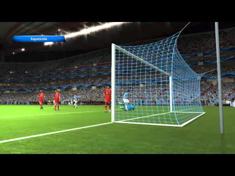 PES 2014 CHAMPIONS LEAGUE TORNEO MANCHESTER CITY VS BAYERN MUNICH